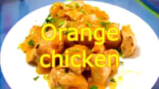 The Original Orange Chicken by Panda Express