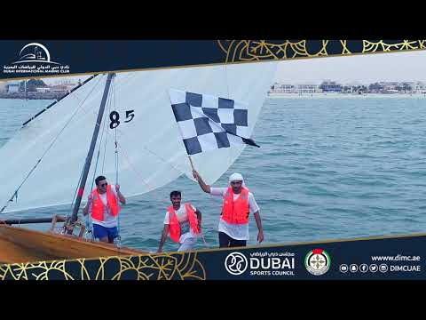 22ft Dubai Traditional Dhow Sailing Race