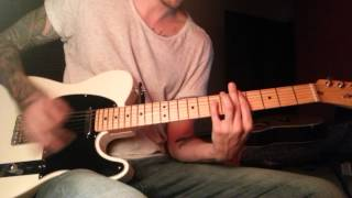 """Four Year Strong   """"Just Drive"""" Guitar Cover"""