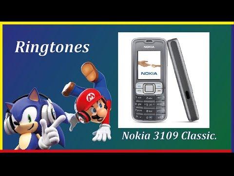Nokia 3109 Classic. Ringtones
