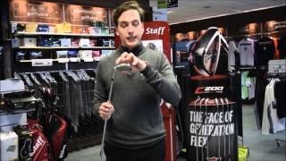 Wilson Staff C200 Irons - Review