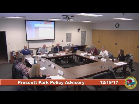 Prescott Park Policy Advisory Committee 12.19.2017