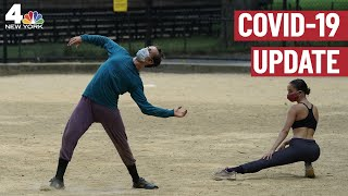 Everything That Happened Today in the Fight Against the Coronavirus | NBC New York