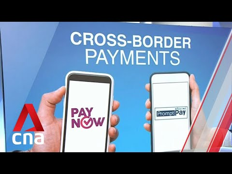 Singapore's PayNow and Thailand's PromptPay Launch Cross-border Payment System