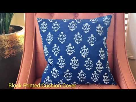 Solid Color Pillow Cushion Cover