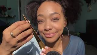 ASMR   T Sounds (Tk, Tic, Tac...)   Poking The Lens With Different Objects