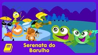 Galinha Pintadinha Mini - Historinha - Serenata do Barulho