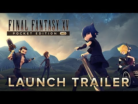 Final Fantasy XV Pocket EditionComing To PS4, Xbox One, Switch