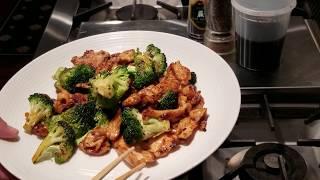 Quick n Simple Chicken n Broccoli