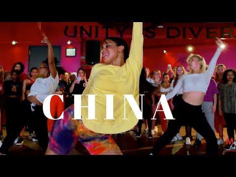 China - Anuel AA, Daddy Yankee, Karol G ft J Balvin & Ozuna DANCE VIDEO | Dana Alexa Choreography