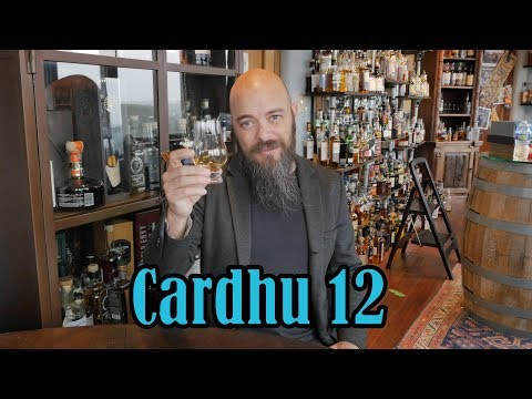 Whiskey Advent Calendar (2017) - Day Eight - Cardhu 12 Year Old