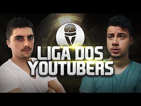 AFINCO X MUUH   FIFA 15 LIGA DOS YOUTUBERS