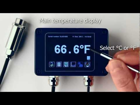 PyroMini Infrared Temperature Sensor