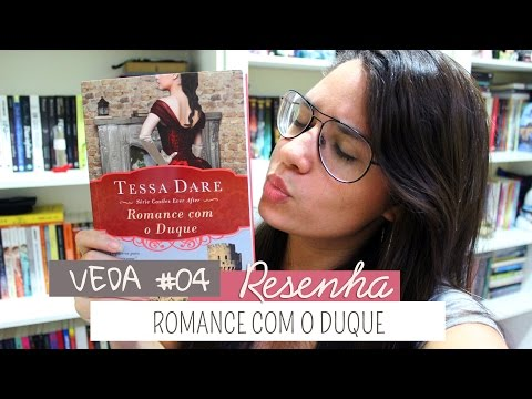 Romance com o duque ? Book Review | VEDA #4