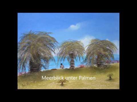 Pastellmalerei Arbeiten und Malerei in Pastell: aktuelle Gemälde von Wolfgang Pfau