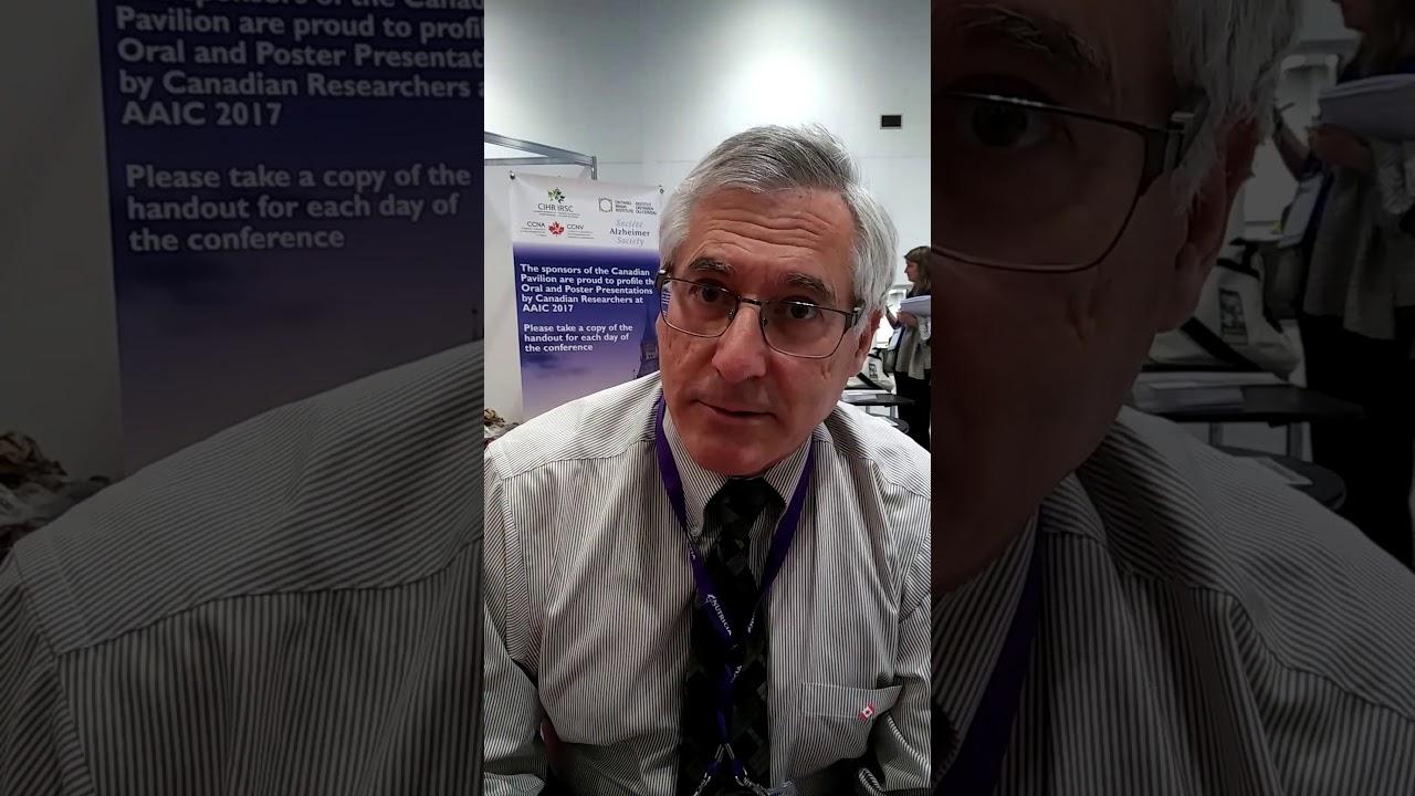 Rencontre avec Dr Chertkow – Partie 1