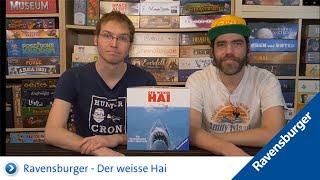 Ravensburger - Der weisse Hai - Spielanleitung