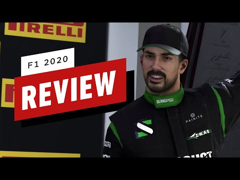 """F1 2020 Is """"Amazing"""" According To IGN's In-Depth Review"""