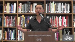 Viet Thanh Nguyen @ The American Library in Paris | 27 June 2017