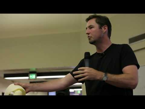 The Future of 3D Printing with Scott Summit | Singularity University