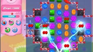Candy Crush Saga Level 3915 - NO BOOSTERS | SKILLGAMING ✔️