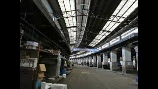 豊洲市場開場当日に移転反対派の一部が築地でやったこと