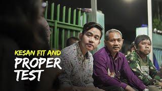 Tiba di Solo, Gibran Akui Tak Deg-Degan saat Fit and Proper Test DPP PDIP di Jakarta