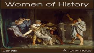 Women of History | Anonymous | Biography & Autobiography | Audiobook | English | 1/5