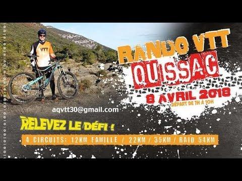 Rando VTT Quissac 2018