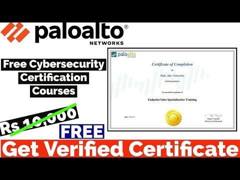 Palo Alto Free Certified Online Training   Ignite 2020 ... - YouTube