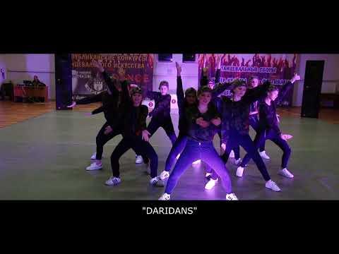 """DARIDANS"" - ""Oh my God"" - ""M&DANCE 2018"""