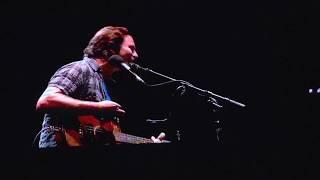 Eddie Vedder - Should I Stay Or Should I Go  (Pilgrimage Festival 9/24/17)