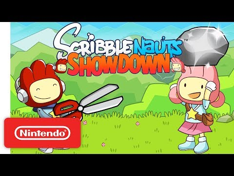 Official Scribblenauts Showdown Announcement Trailer – Nintendo Switch