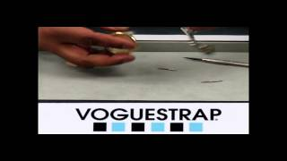 VogueStrap: How to replace a metal watch band