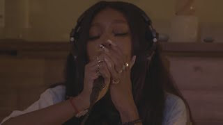 SZA- Hit Different x Good Days (Official Acoustic Video)