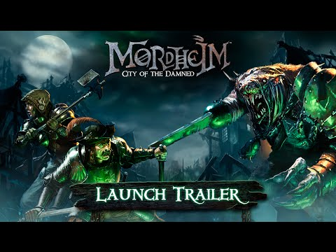 Mordheim City of the Damned: Launch Trailer thumbnail