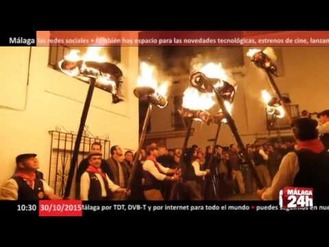 Casarabonela celebra la Fiesta de los Rondeles