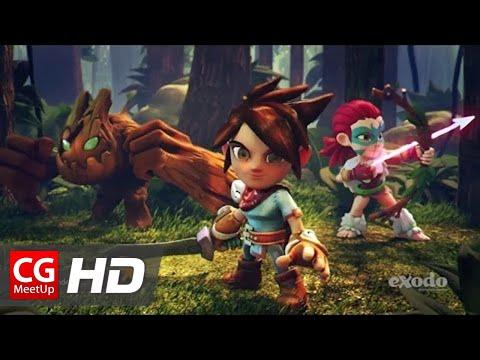 "CGI 3D Cinematic HD: ""HEROES"" by Exodo Animation Studios"