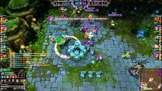 League Of Legends Troll Strategy: The 4 Man AFK Maneuver