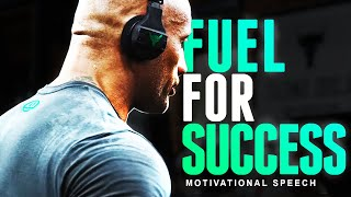 WHAT IS YOUR FUEL? - Powerful Motivational Speech Video for Success and Life
