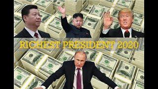Top 10 Richest President in the world in 2020 | Yosh da Great