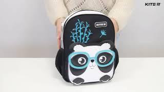 """Рюкзак детский Kite Kids K19-549XS-2 ( 3-5 лет) от компании Интернет-магазин """"Радуга"""" - школьные рюкзаки, канцтовары, творчество - видео"""