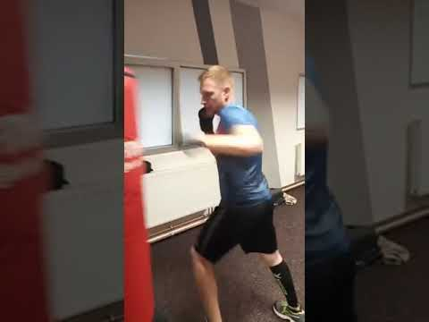 Cvičení Fitbox