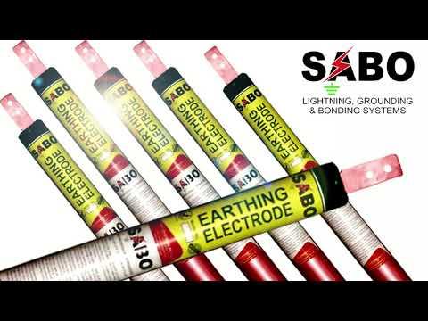 SABO  Earthing Electrode