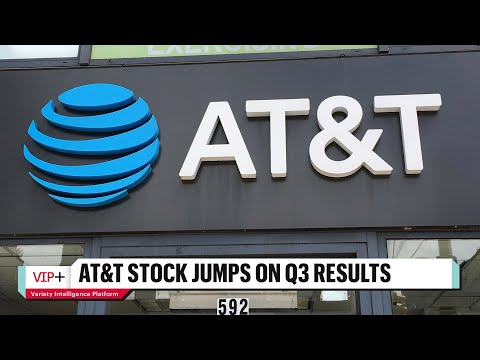 AT&T Reports Solid Third-Quarter Financial Results