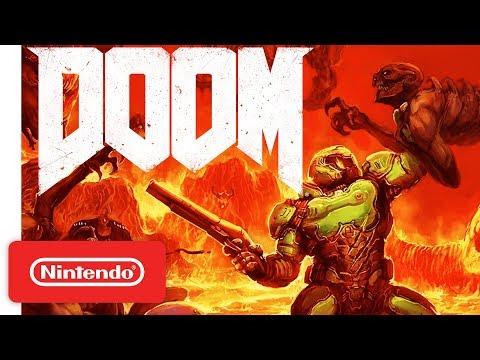 DOOM Launch Trailer - Nintendo Switch
