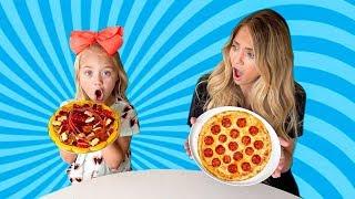 EXTREME Gummy Food VS Real Food Challenge