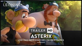 Asterix und das Geheimnis des Zaubertranks Film Trailer