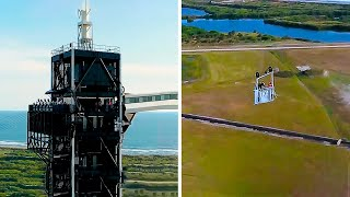 SpaceX Crew Dragon Demo-2 emergency test and preparations for upcoming historic flight