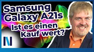 Samsung Galaxy A21s: Hier erfährst Du, was das Smartphone alles kann und für wen es geeignet ist!